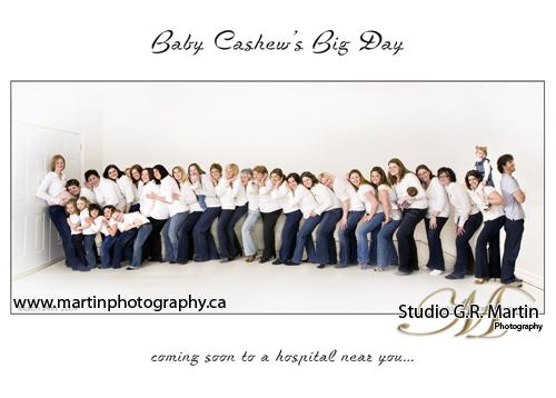 Ottawa Ontario baby shower photography