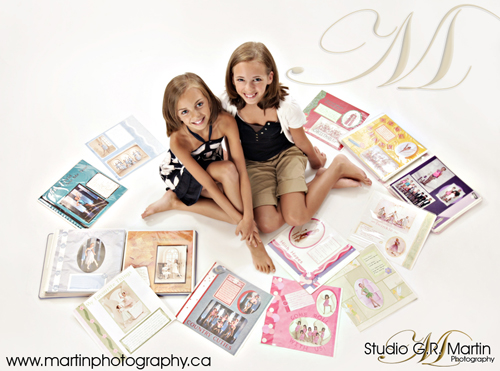 scrapbooking with orleans dance photography from Studio G.R. Martin