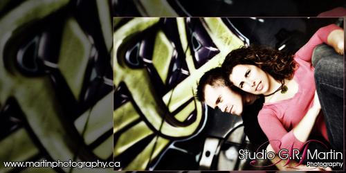 Ottawa engagement portrait for wedding photography