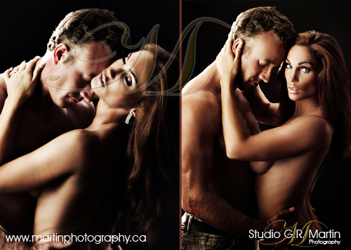 Couple glamour photography