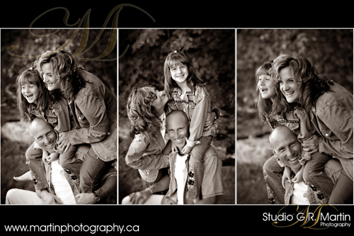 Outdoor family photography Ottawa