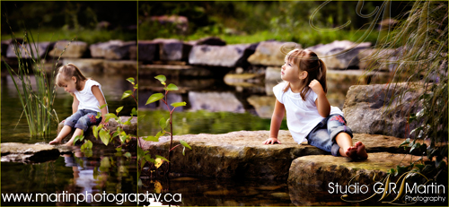 Outdoor Family Photography Session Ottawa