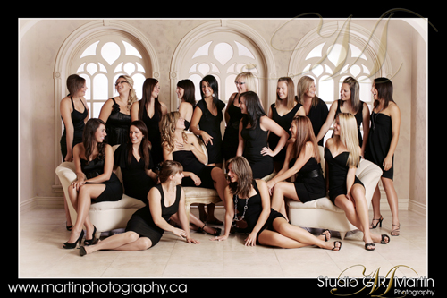 Group Photography Ottawa - High School Senior Photography and Graduate photography
