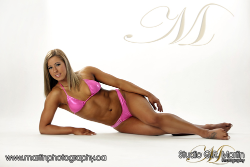 Ottawa Fitness Photography - Portrait Photographers - Fitness and body building Photography