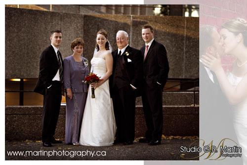 Ottawa ontario family portrait wedding photography