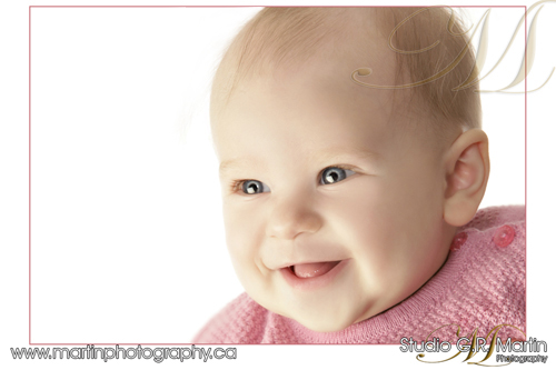 Children & baby photography in studio Ottawa Ontario