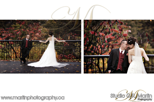 Ottawa Fall Wedding Photography - Martin Photography Ottawa