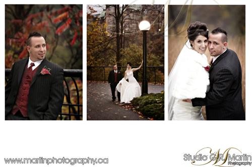 Ottawa Chateau Laurier Fall Wedding Photography - Martin Photographers