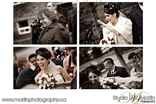 Ottawa Orleans - St Joseph Catholic Church wedding Photographers