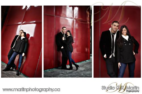 Downtown Ottawa Engagement Photography - Ottawa Portrait Photography
