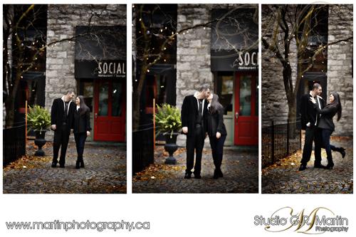 Couple Engagement Photography - Ottawa Portrait Photography