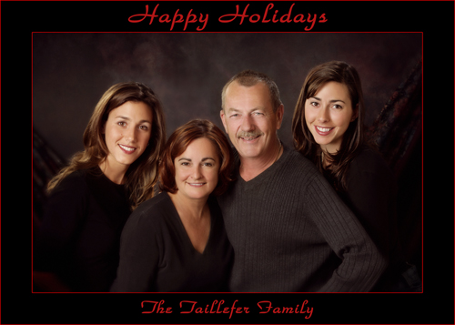 christmas cards - holiday cards - Ottawa family photography - photo cards