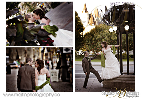 Ottawa Ontario Wedding Photography - Ottawa Photographers - Downtown Ottawa Photography