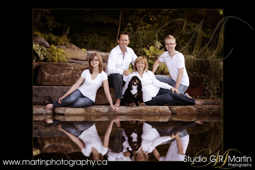 Outdoor Family Photography - Ottawa Orleans Cumberland Photographers