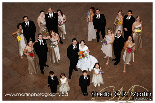 National Gallery of Ottawa wedding photography