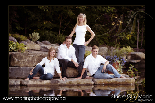 Family Outdoor Photography - Ottawa Photographers - Freestyle And Portrait Photography