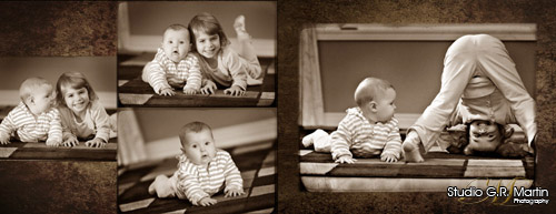 Children Photography - Ottawa kids photographers - Coffee table book album - Lifestyle and photojournalism photography - family book