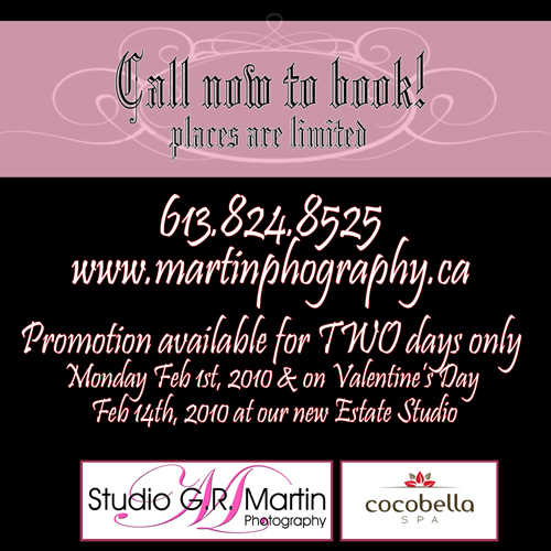 boudoir glamour session - hot and sassy - Ottawa glamour boudoir photographers - St valentine's day gift /