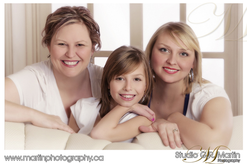 candid lifestyle studio family photography - Ottawa Family and Children Photographers - Portrait Studio