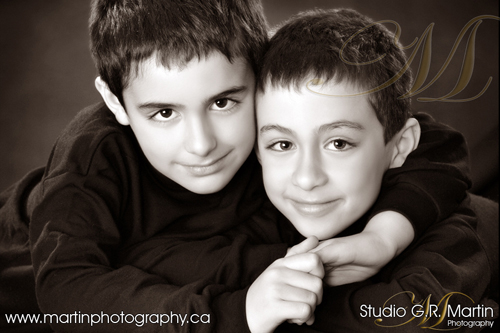 Ottawa Family Photography - Studio portrait Photographers - Ottawa Children photography