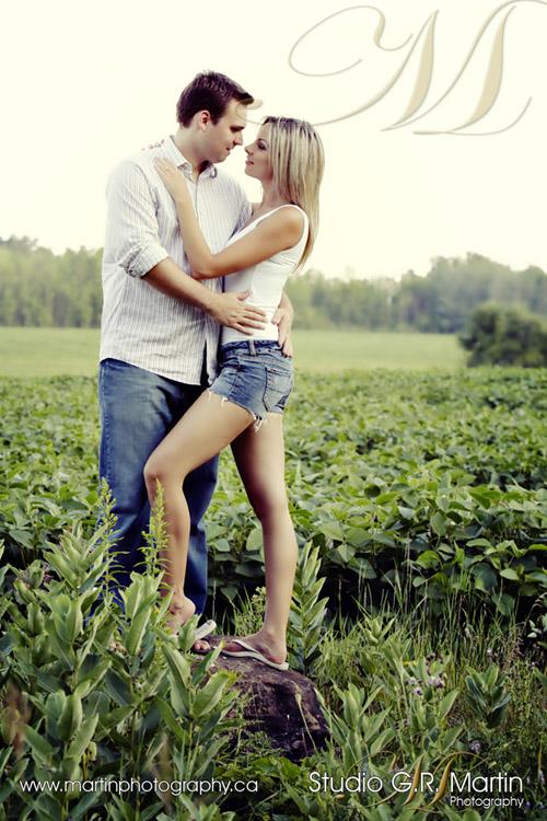 Engagement couple photography - Ottawa photographers
