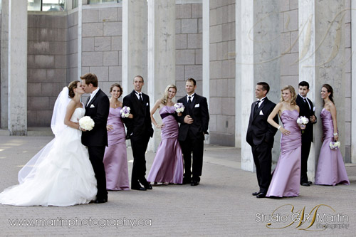 Ottawa wedding photography - Chateau Laurier wedding
