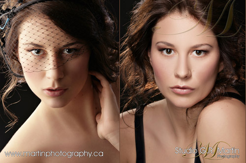 Ottawa portrait photography - Ottawa modeling photography