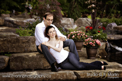 Ottawa engagement photographers - Ottawa couple photographers