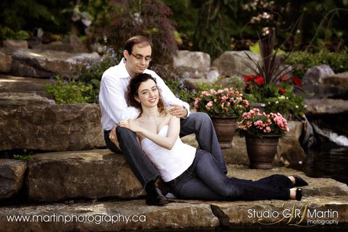 Ottawa engagement photographers - Ottawa couple photographers