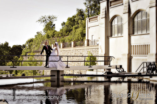 Ottawa wedding photographers - ottawa Persian wedding photographer - Chateau Laurier