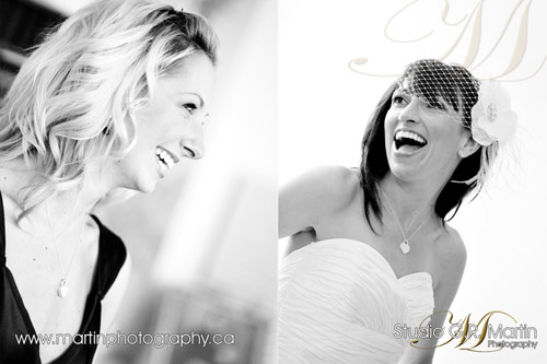 Ottawa wedding photographers - Ottawa courtyard wedding - Sinders Bridal House - Vera Wang