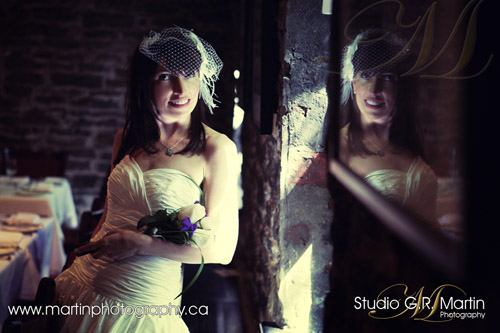 Ottawa wedding photographers - Ottawa courtyard wedding - Sinders Bridal House - Mood Moss