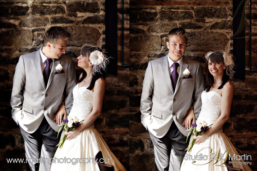 Ottawa wedding photographers - Ottawa courtyard wedding - Sinders Bridal House - Mexx - Mood Moss