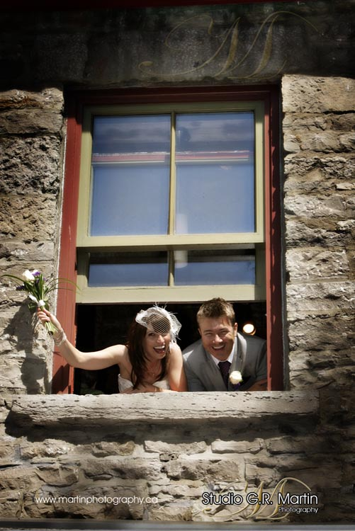 Ottawa wedding photography Courtyard Restaurant