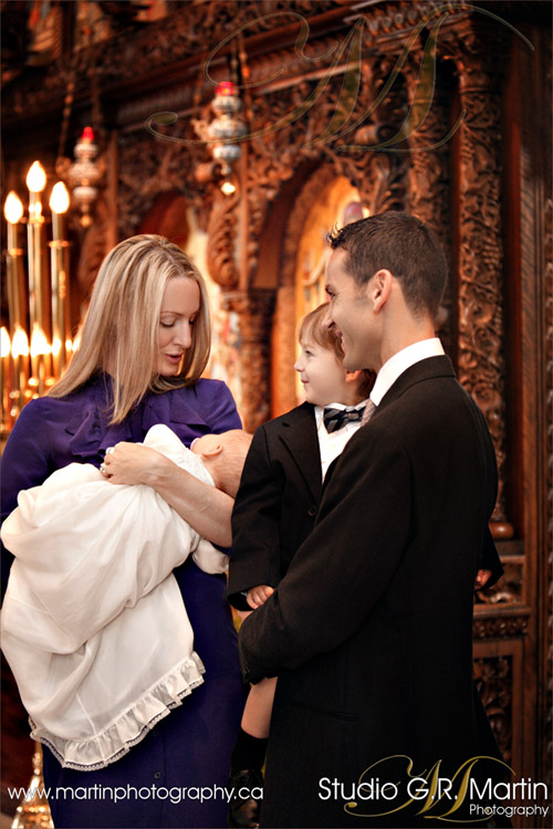 Ottawa event photographer - Ottawa family and baptism photography
