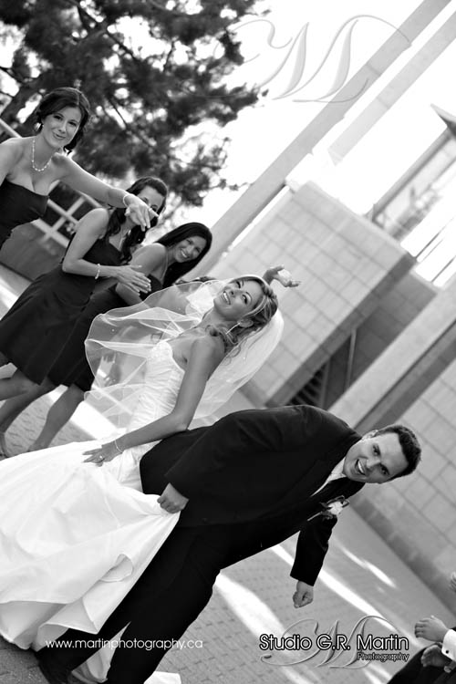 fun wedding couple images ottawa ontario canada wedding photographers