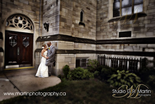 bleseth sacrement church in Ottawa wedding photographers
