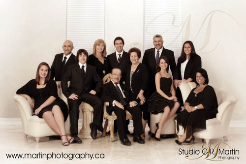 Ottawa Ontario Family and large group Photography Photographer