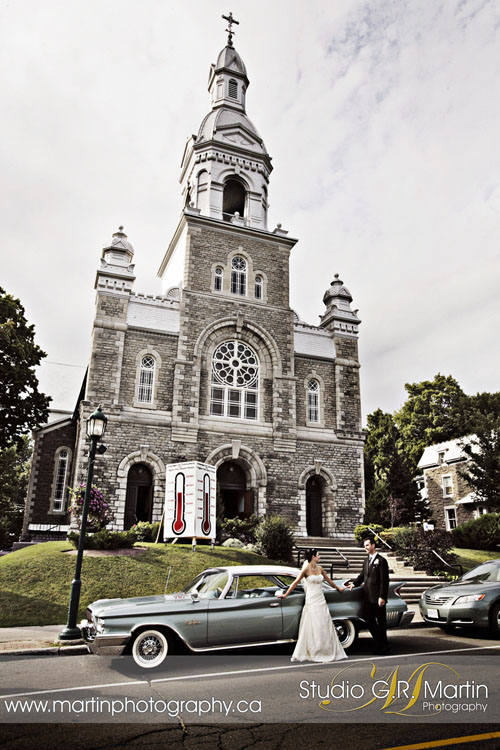 Ottawa Wedding Photographers - Rockland Saint-Trinite Church - Ottawa Wedding Photography