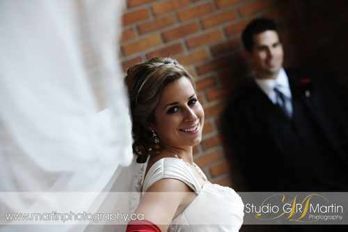 Ottawa Wedding Photographers - Ottawa Saint-Francois d'Assise Church - Downtown Ottawa Wedding Photography