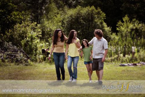 Ottawa Family Photographers - On Location Photography -  Family Photography