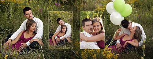 Ottawa Photographers - Engagement Photography - On Location Photography - Ottawa Engagement Photographers
