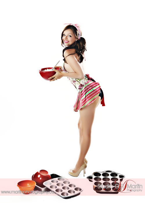 Ottawa Pin Up Photographers - Ottawa Glamour Photography - Glamour Photographers - Pin Up Photography