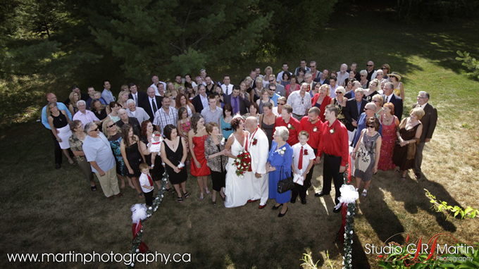 ottawa outdoor wedding