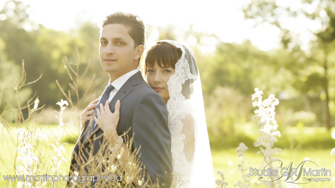 Nathalie & Omar wedding by Studio G.R. Martin photography