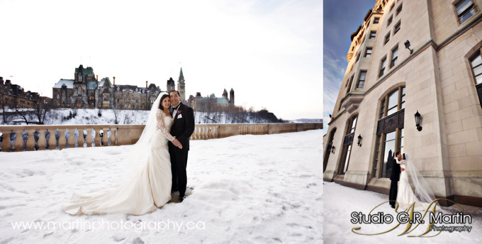 Linda & Kim - Photographed by Studio G.R. Martin Ottawa Photography