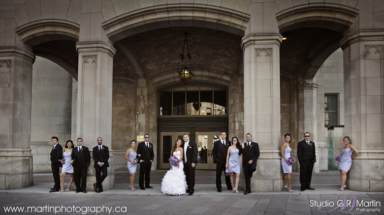 Ottawa Hilton Chateau Laurier Wedding