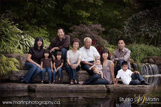 Ottawa Studio G.R. Martin Family & Children Photographers