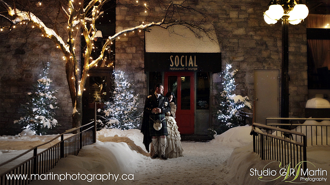 Byward market ottawa wedding photos