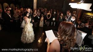 Ottawa Courtyard wedding